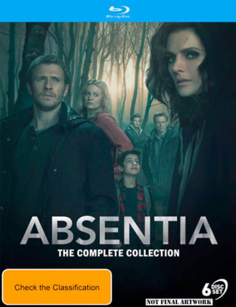 Absentia: The Complete Series - Absentia: The Complete Series (6pc) / (Aus)