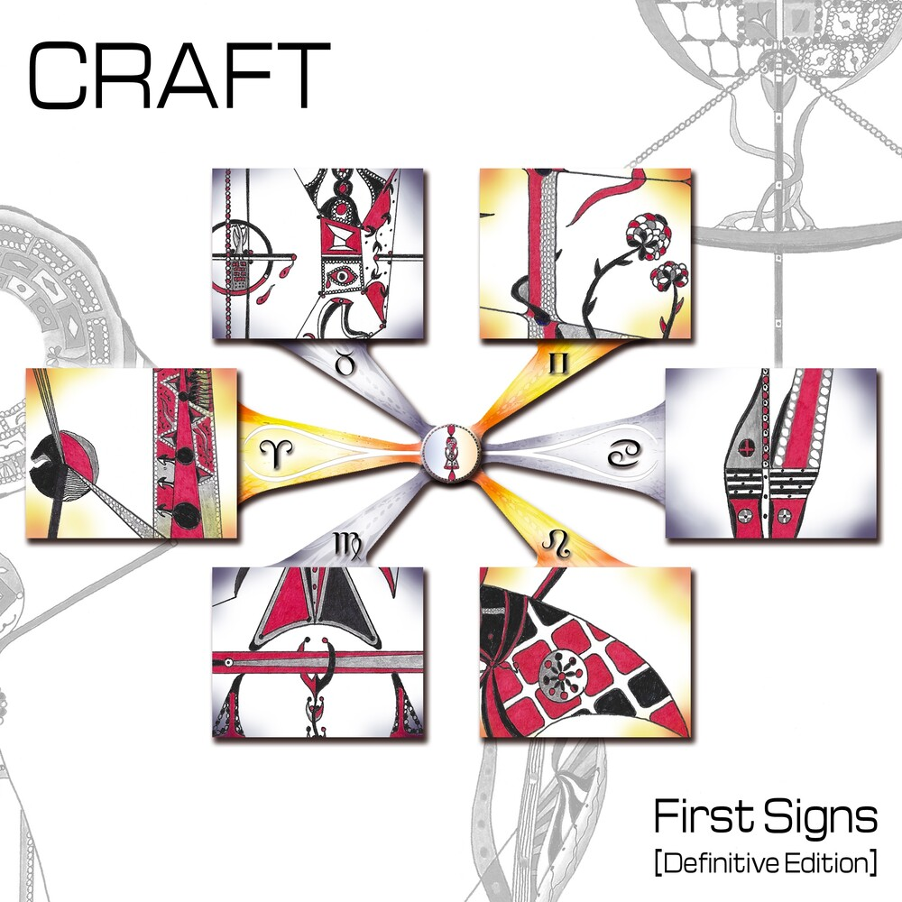 Craft - First Signs: Definitive Edition (Uk)