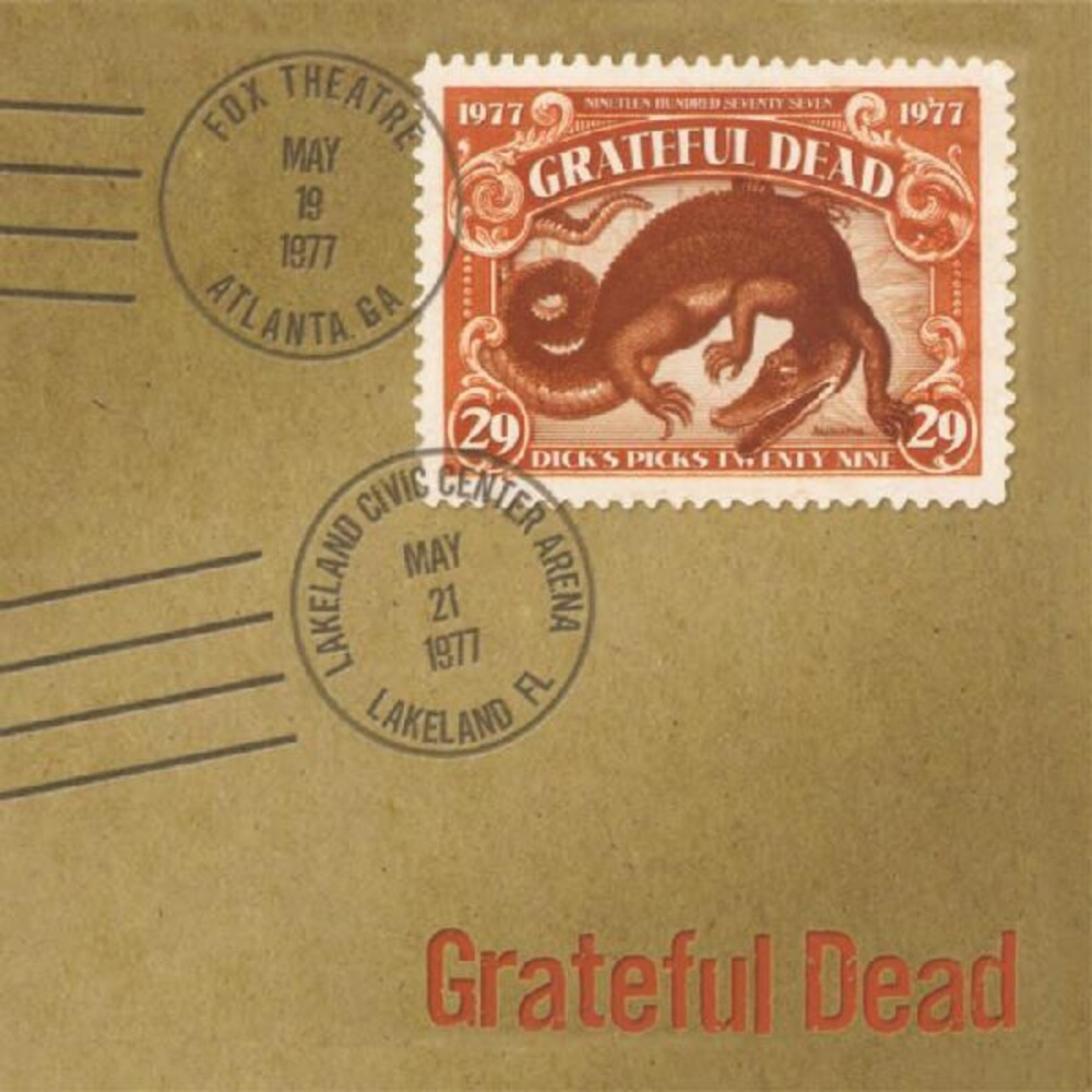 Grateful Dead - Dick's Picks Vol. 29-5/19/77 Fox Theatre Atlanta G