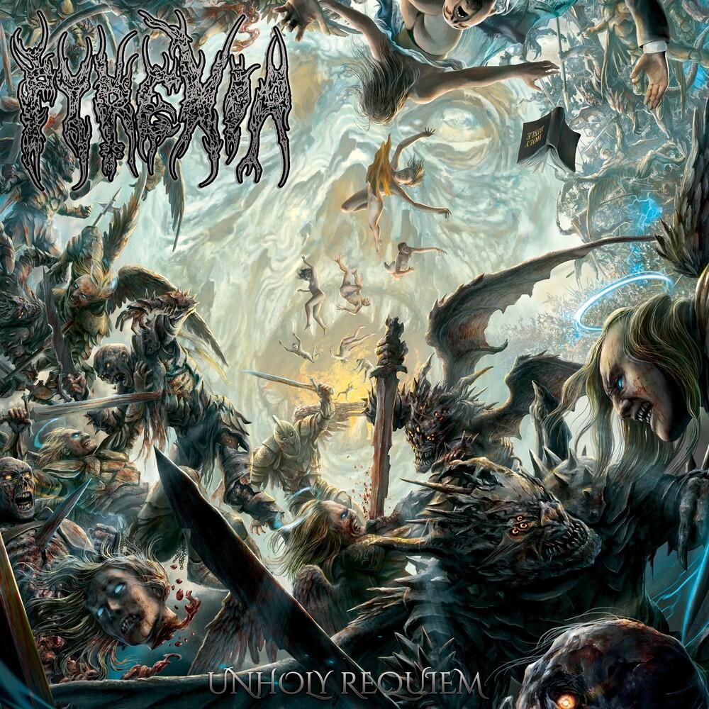Pyrexia - Unholy Requiem [LP]