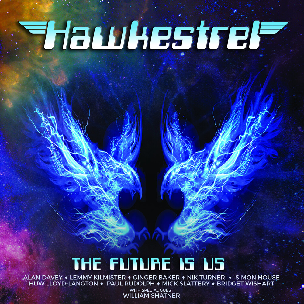 Hawkestrel - The Future Is Us