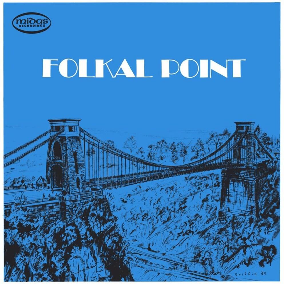 Sue Esserwein - Folkal Point [Colored Vinyl] (Gate) [Limited Edition] [180 Gram]