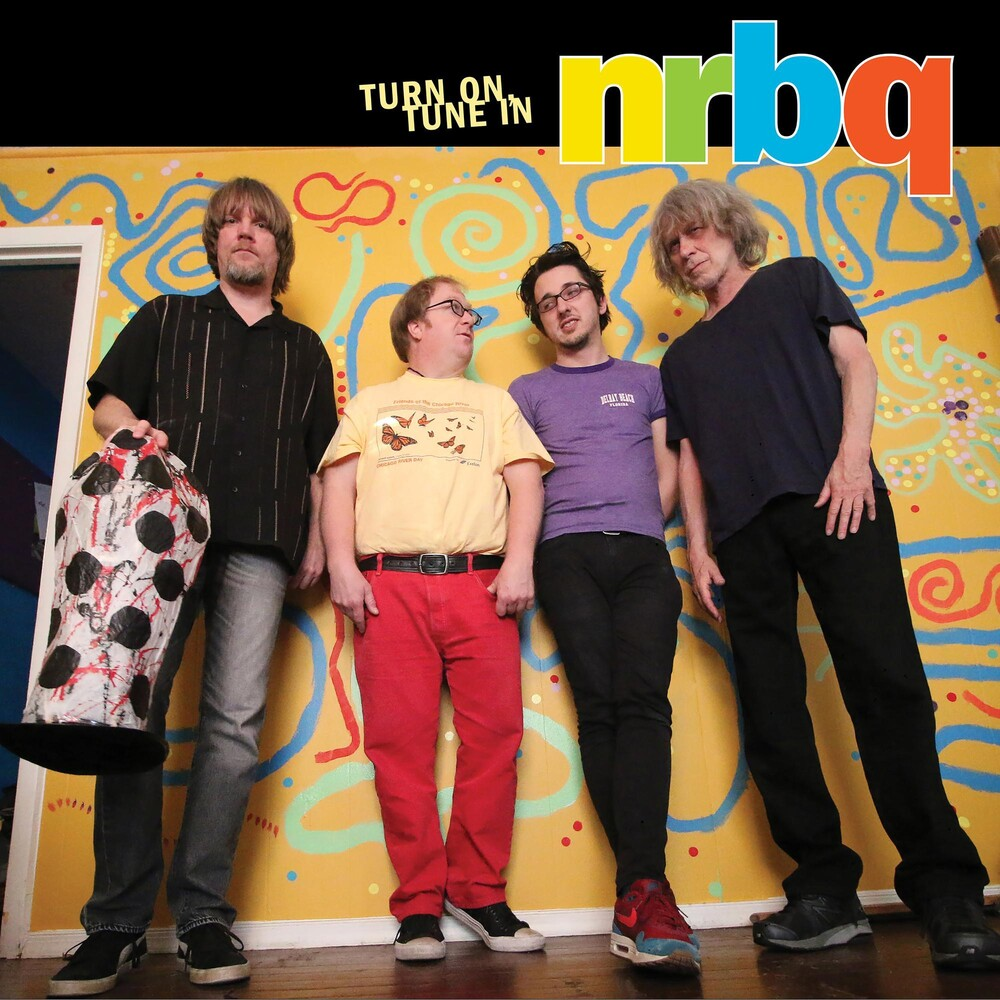 NRBQ - Turn On, Tune In (Live) [2LP/DVD]