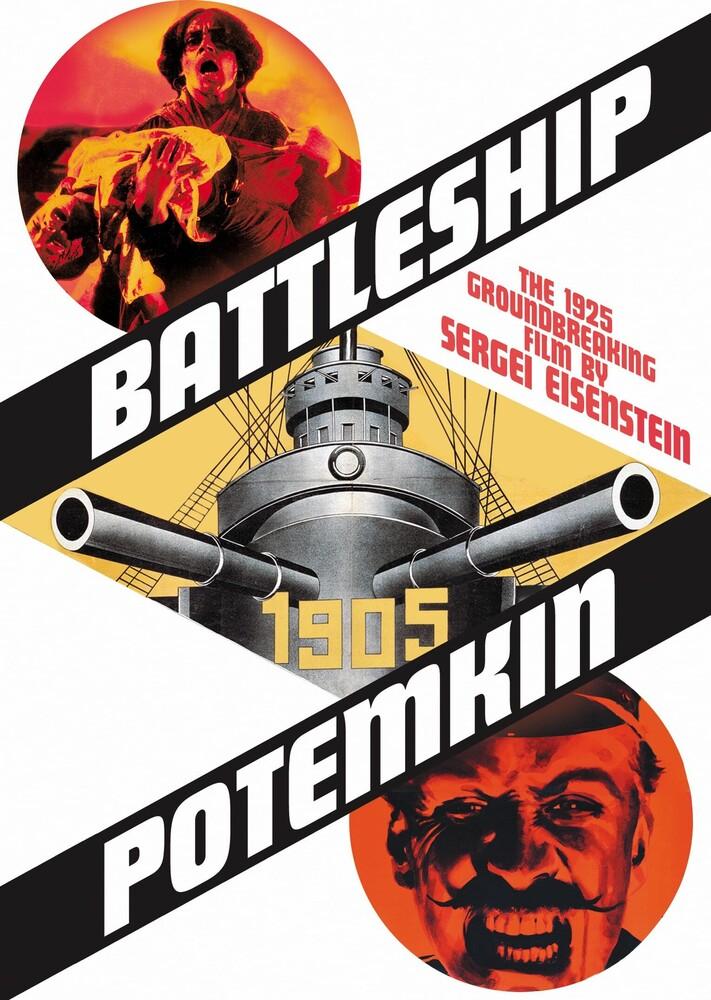 Battleship Potemkin - Battleship Potemkin / (Dvr)