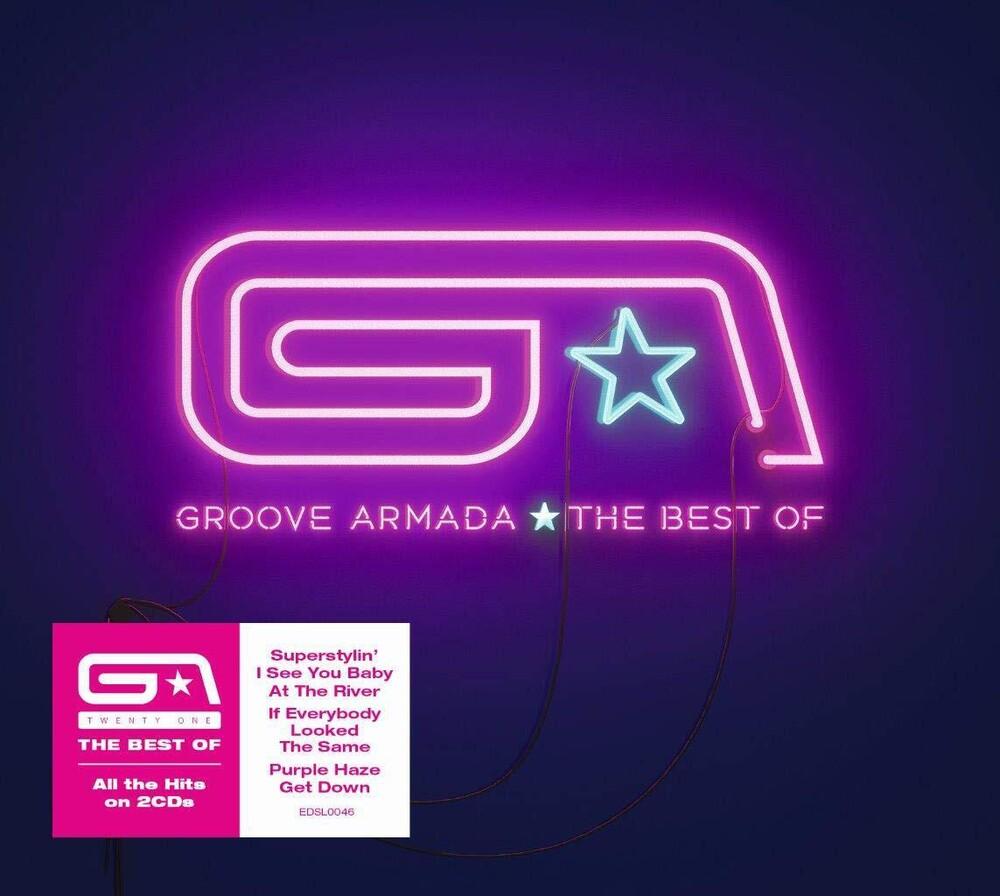 Groove Armada - 21 Years (Uk)