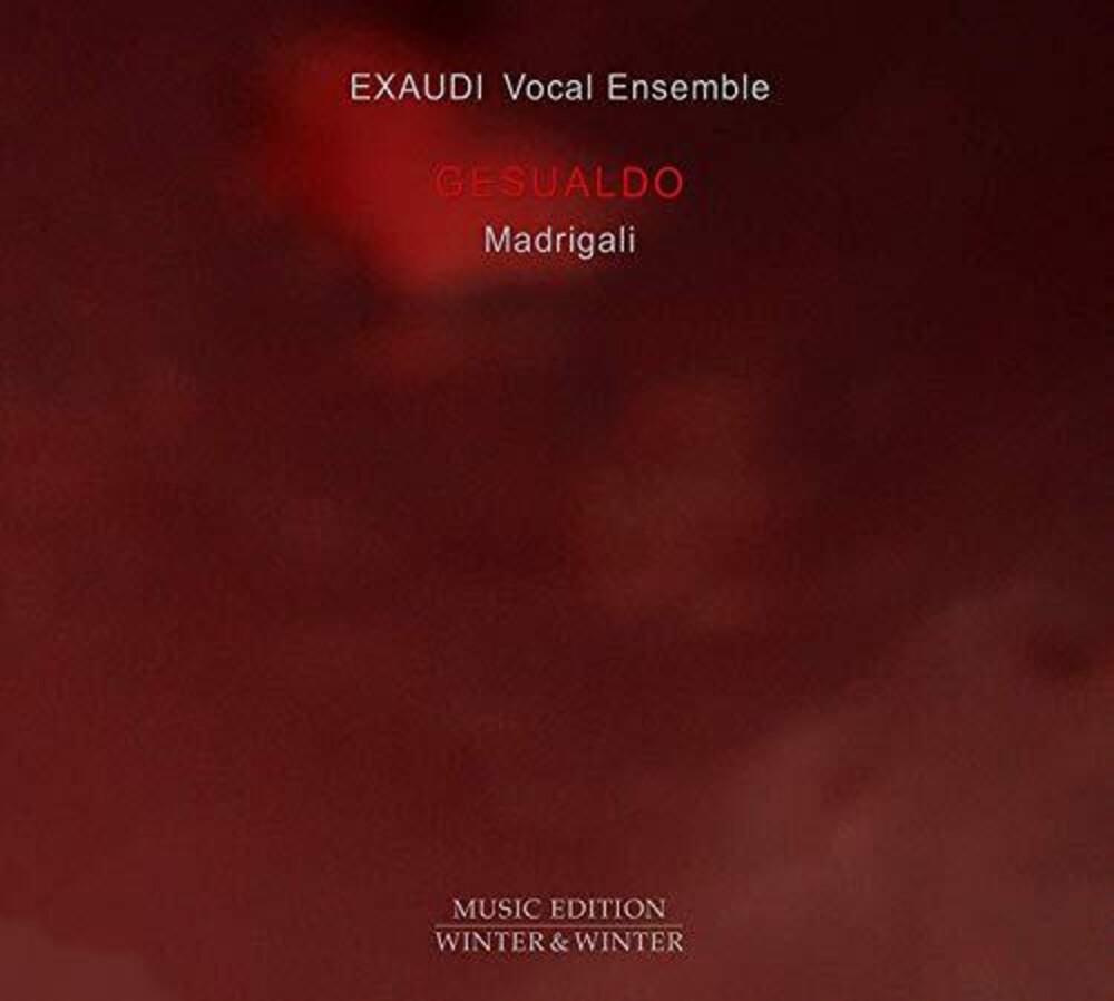 Gesualdo / Exaudi Vocal Ensemble - Madrigali