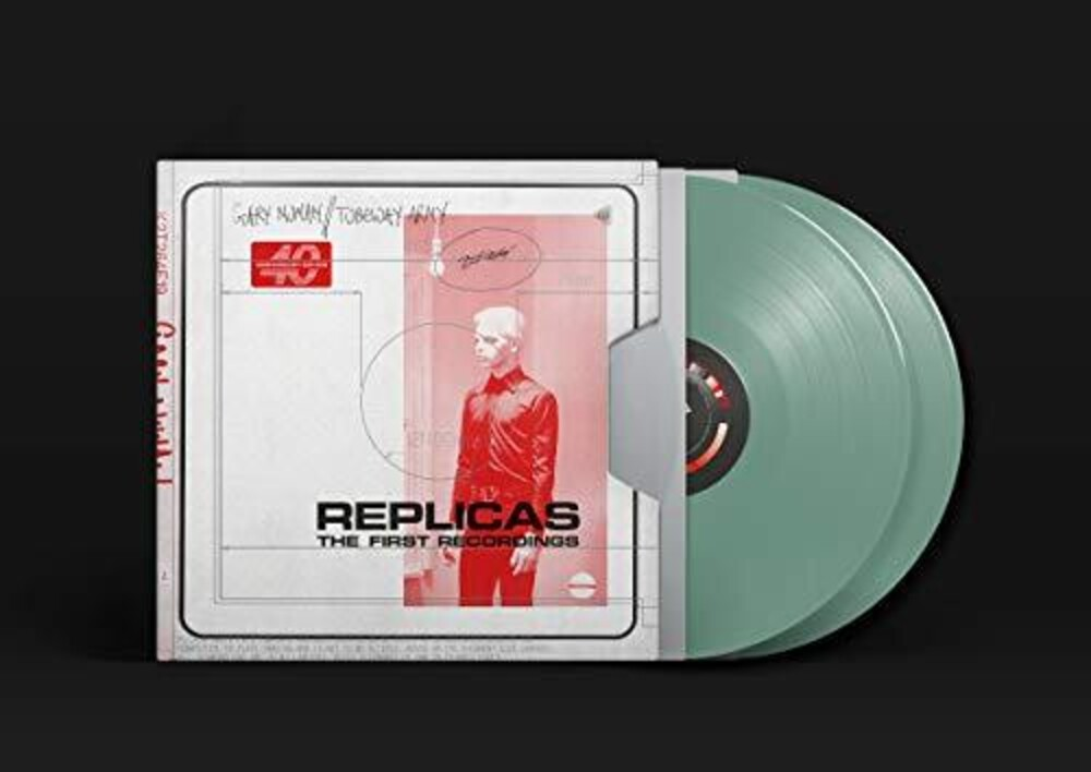 Gary Numan - Replicas - The First Recordings (Colv) (Grn)