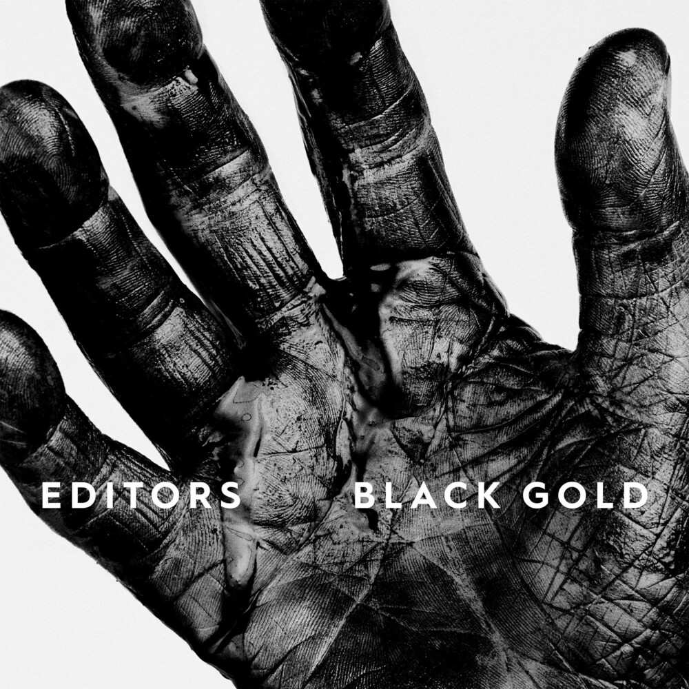 Editors - Black Gold - Best Of Editors [2LP]
