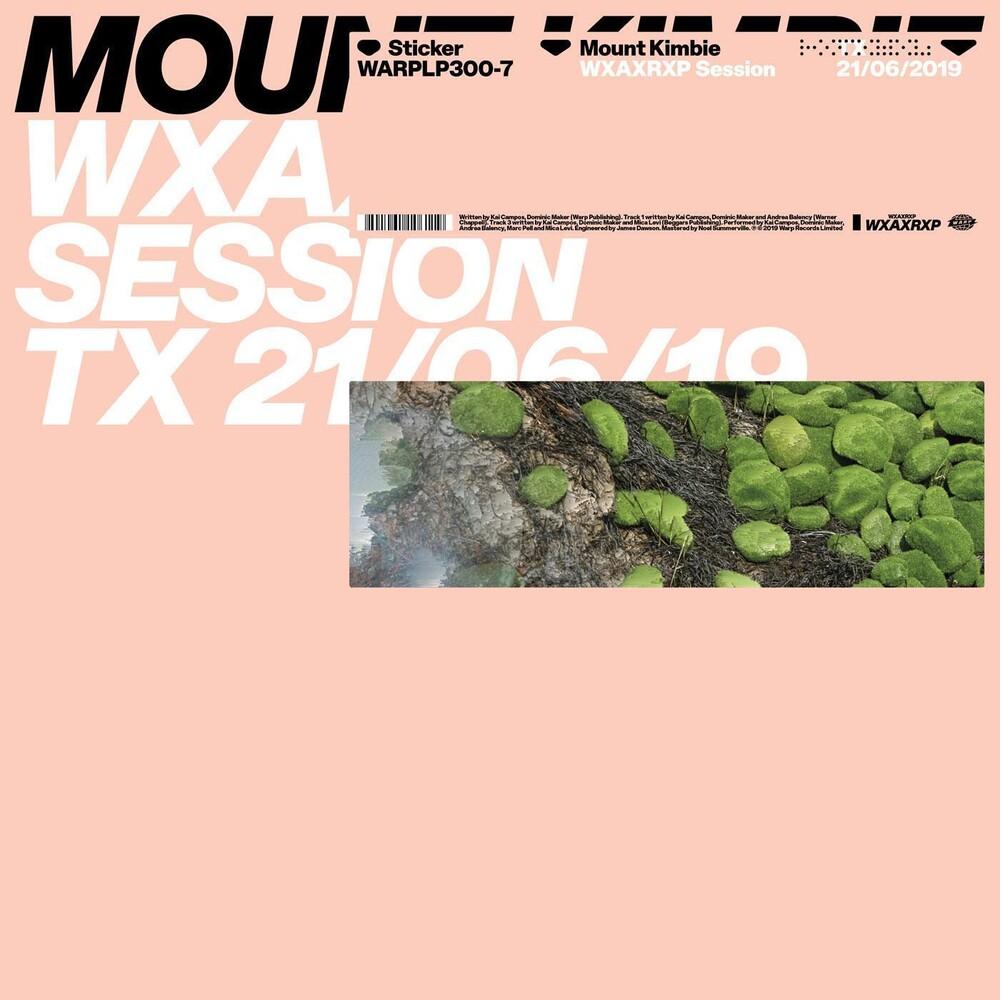 Mount Kimbie - WXAXRXP Session EP [Vinyl]