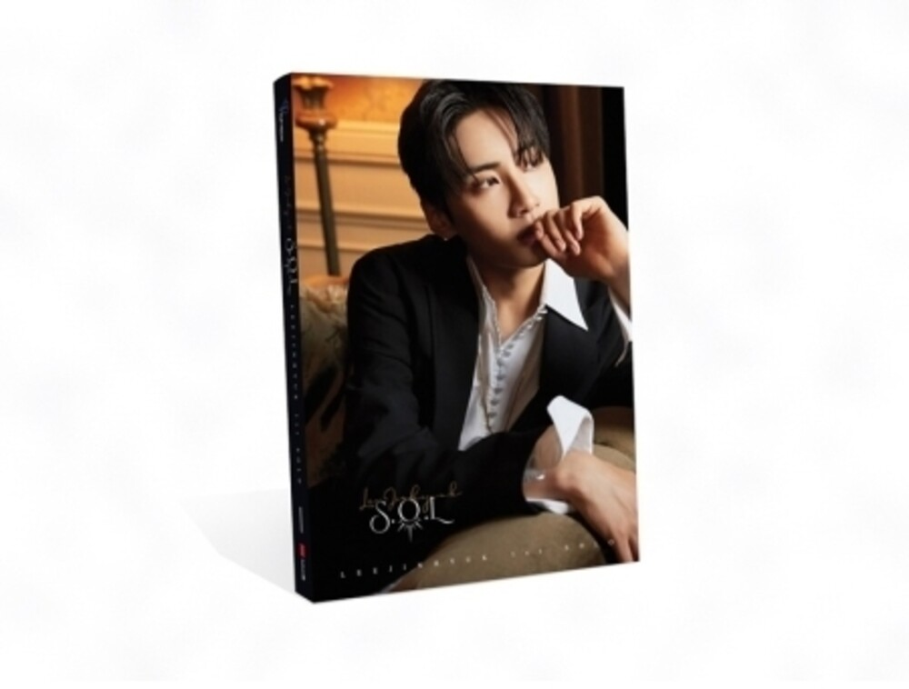 Lee Jin Hyuk - S.O.L. (Gold Version) [With Booklet] (Phot) (Asia)