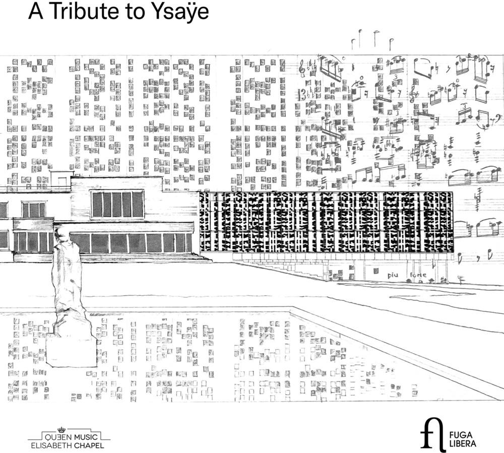Tribute To Ysaye / Various Box - Tribute to Ysaye