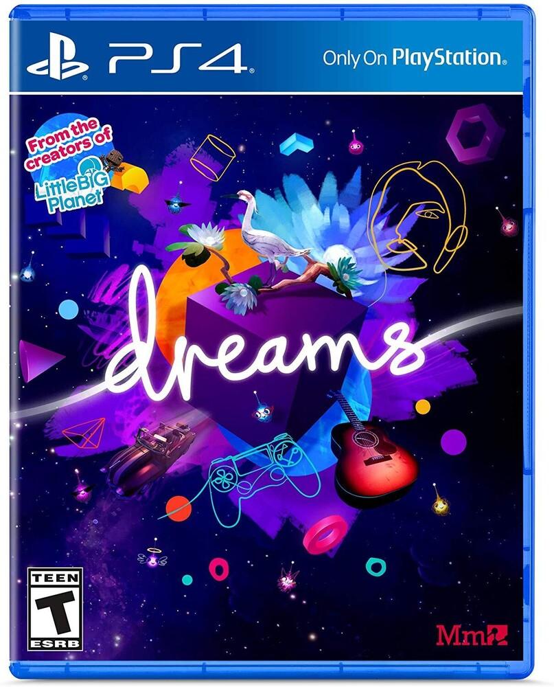 Ps4 Dreams - Dreams