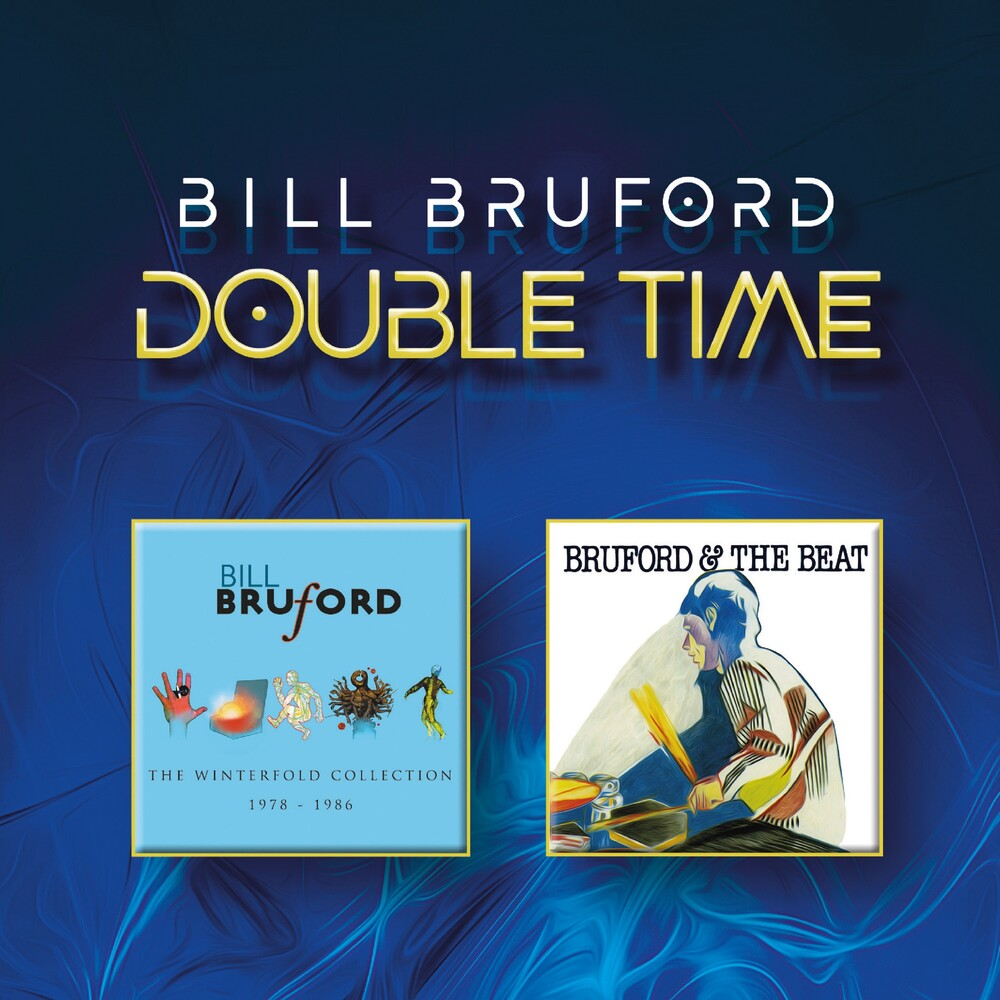 Bill Bruford - Double Time (W/Dvd) (Spec) (Ntr0) (Uk)