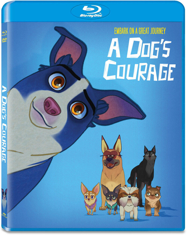 - Dog's Courage