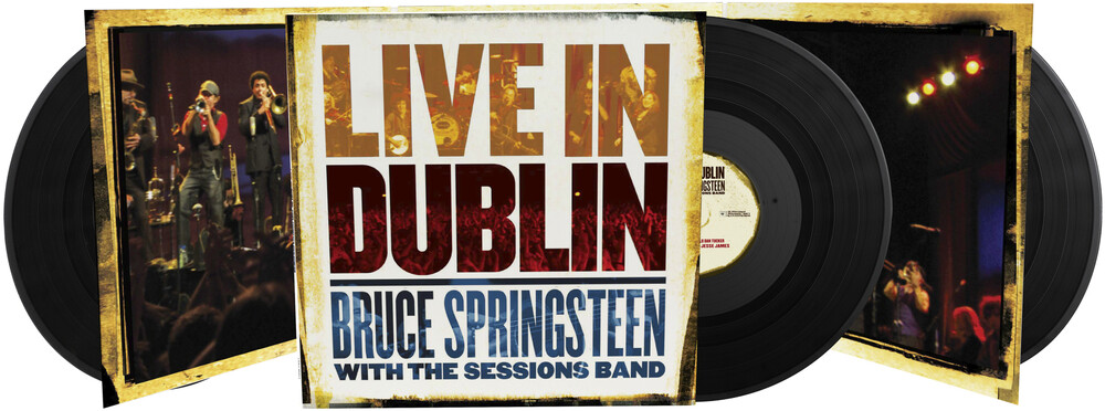 Bruce Springsteen - Live In Dublin [LP]