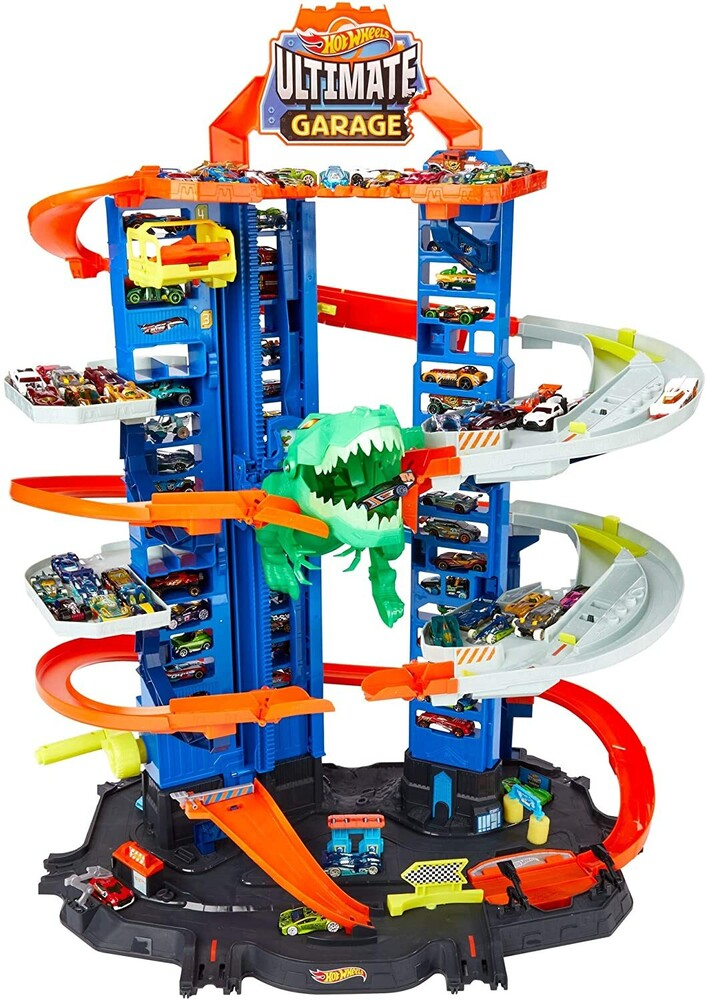 Hot Wheels - Mattel - Hot Wheels City Set Ultimate Garage