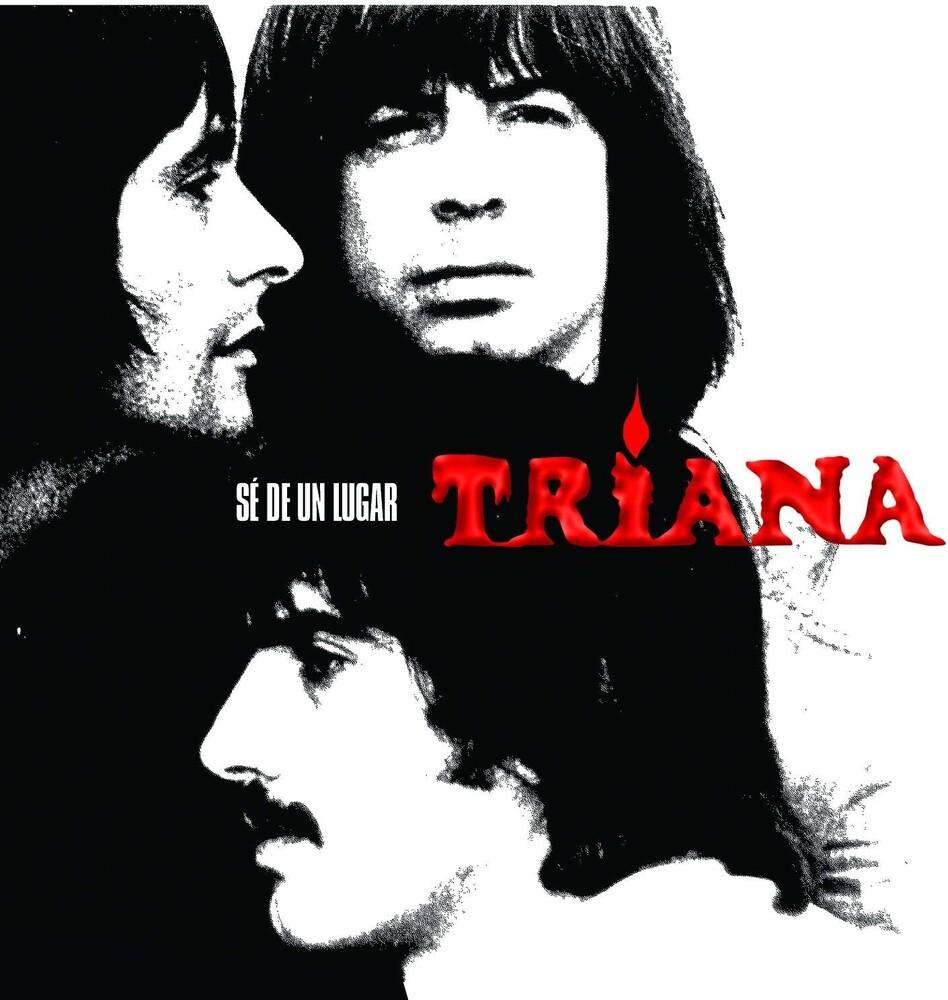 Triana - Se De Un Lugar [Reissue] (Spa)