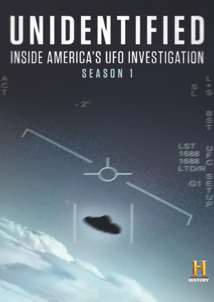 Unidentified: Inside America's Ufo - Ssn 1 - Unidentified: Inside America's UFO Investigation: Season 1