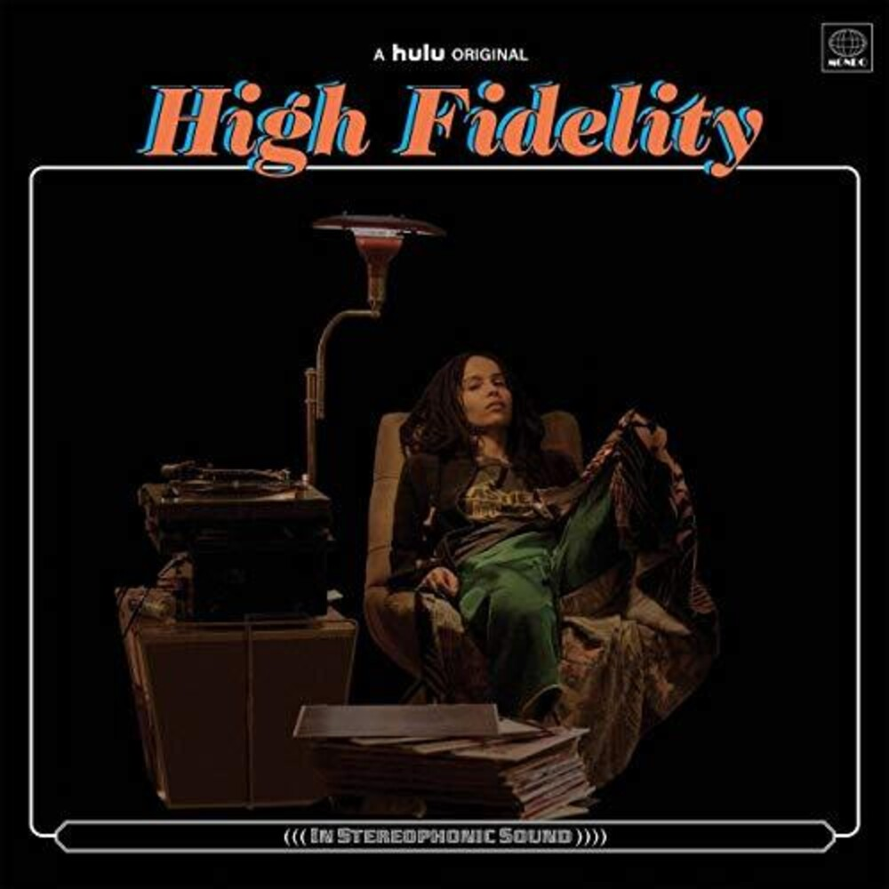 High Fidelity / OST Blk Ogv - High Fidelity / O.S.T. (Blk) (Ogv)
