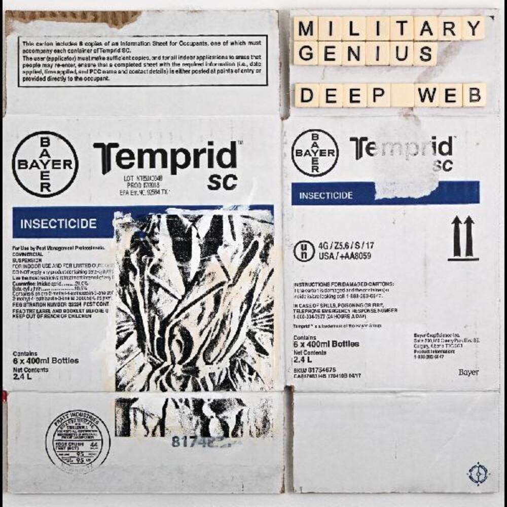 Military Genius - Deep Web