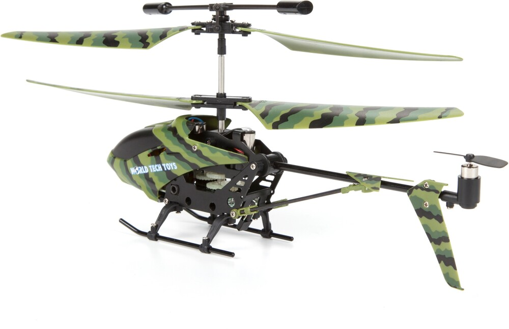 Rc Helicopters - 3.5CHs: Camo Phantom IR Helicopter