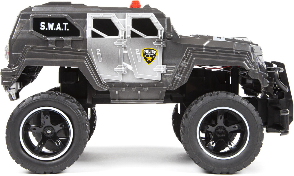 Rc Vehicles - S.W.A.T. Truck 1:14 RTR Electric RC Monster Truck