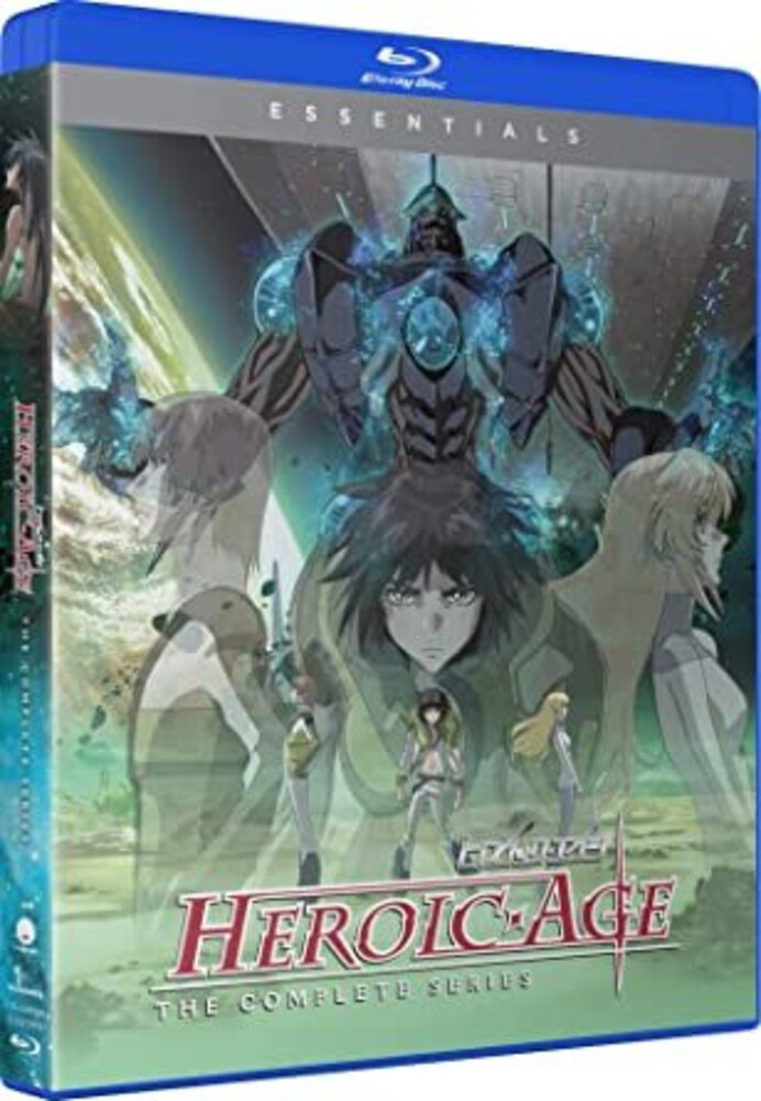 Heroic Age: Complete Series - Heroic Age: Complete Series (3pc) / (3pk Digc)