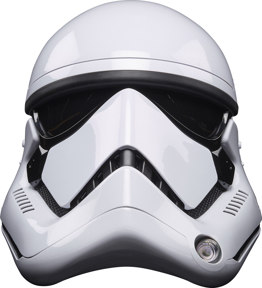 SW Bl First Order Stormtrooper Helmet - Hasbro Collectibles - Star Wars Black Series First Order StormTrooperHelmet
