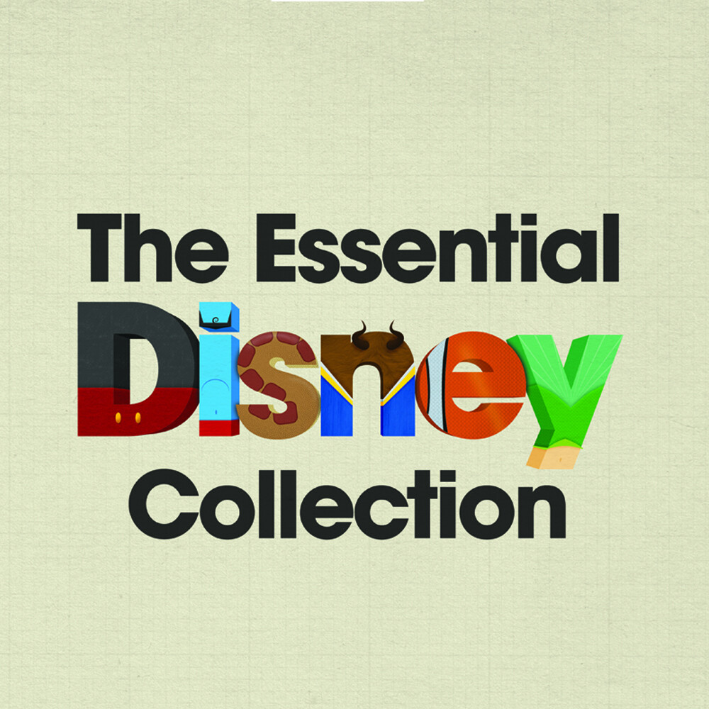 London Music Works / City Of Prague Philharmonic - The Essential Disney Collection
