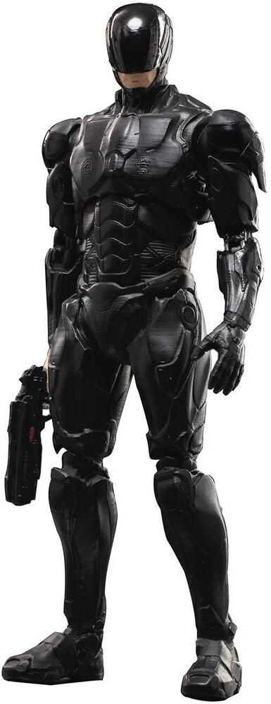 Hiya Toys - Hiya Toys - Robocop 2014 Robocop Black PX 1/18 Scale Figure