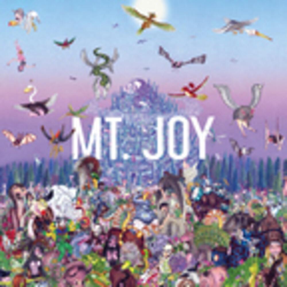 Mt. Joy - Rearrange Us [LP]