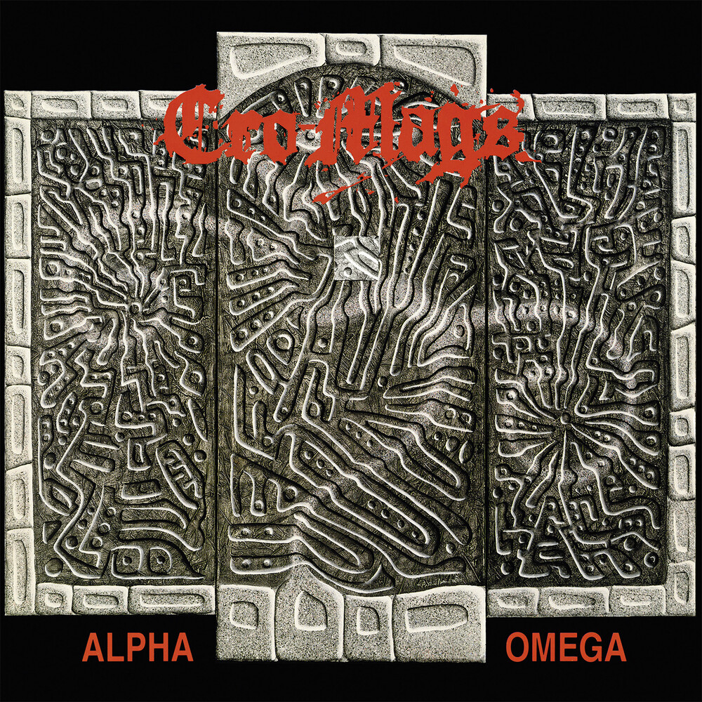 Cro-Mags - Alpha Omega [Import Lp]