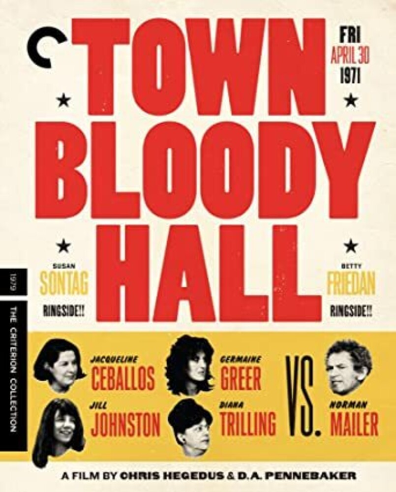 - Criterion Collection: Town Bloody Hall / (Rstr Ws)