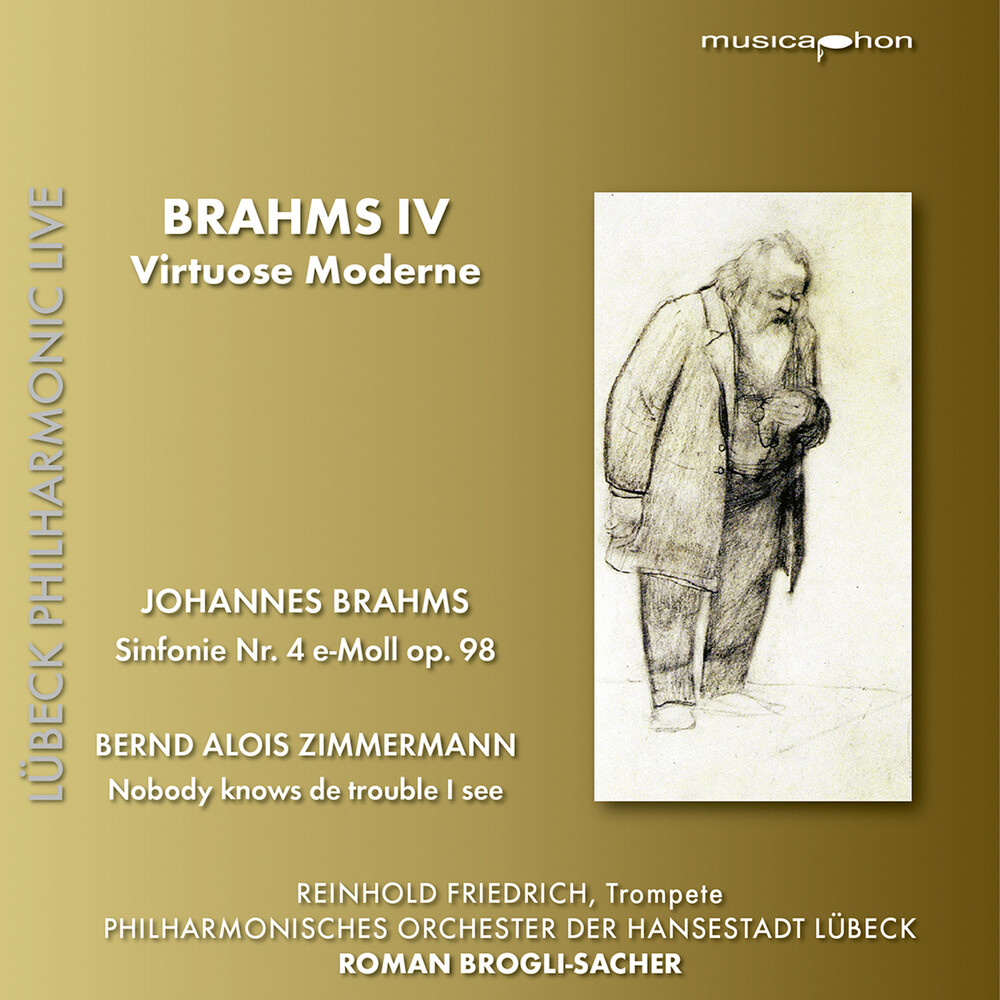 REINHOLD FRIEDRICH - Brahms 4 (Hybr)