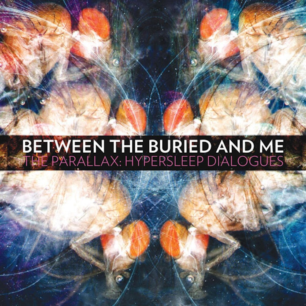 Between The Buried And Me - Parallax: Hypersleep Dialogs