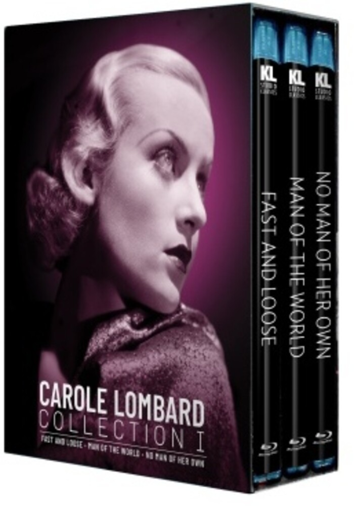 - Carole Lombard Collection I (3pc) / (3pk)