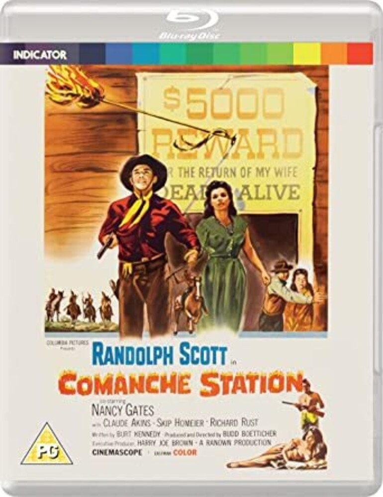 Comanche Station (Standard Edition) - Comanche Station