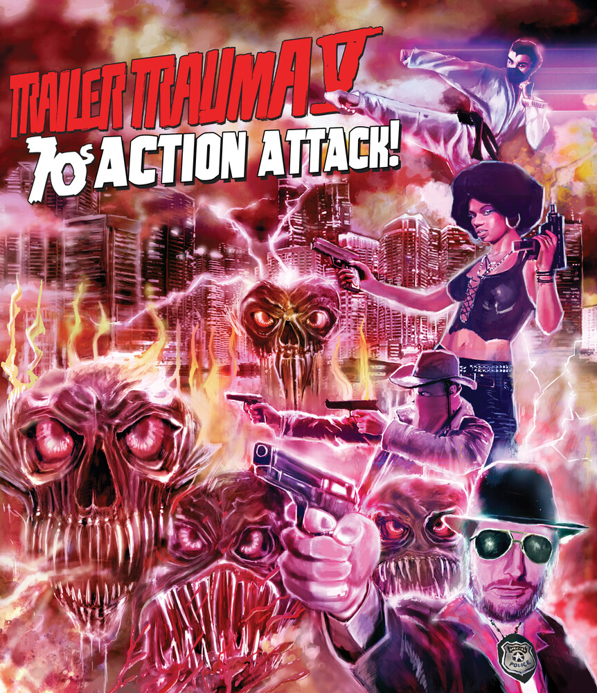 - Trailer Trauma V: 70s Action Attack!