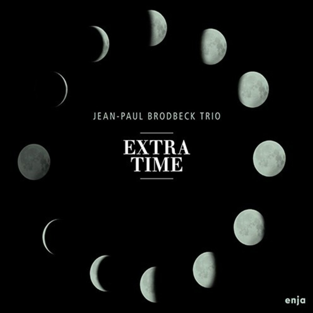 Jean Brodbeck Paul Trio - Elektra Time [Remastered] (Jpn)