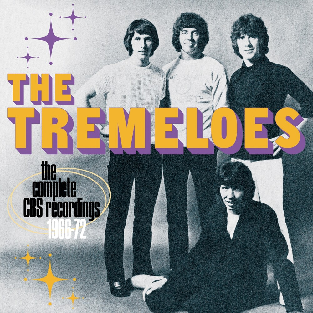 Tremeloes - Complete Cbs Recordings 1966-1972 (Box) (Uk)
