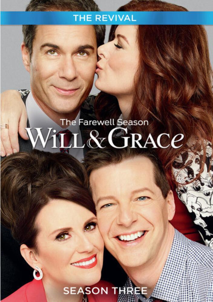 Will & Grace (Revival): Season Three - Will & Grace (Revival): Season Three (2pc) / (Mod)