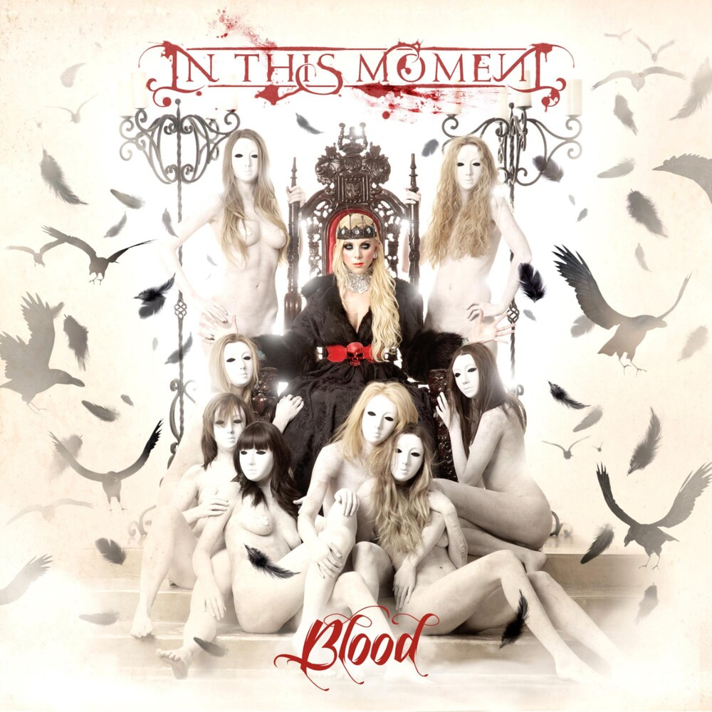 In This Moment - Blood [Blood Splatter LP]