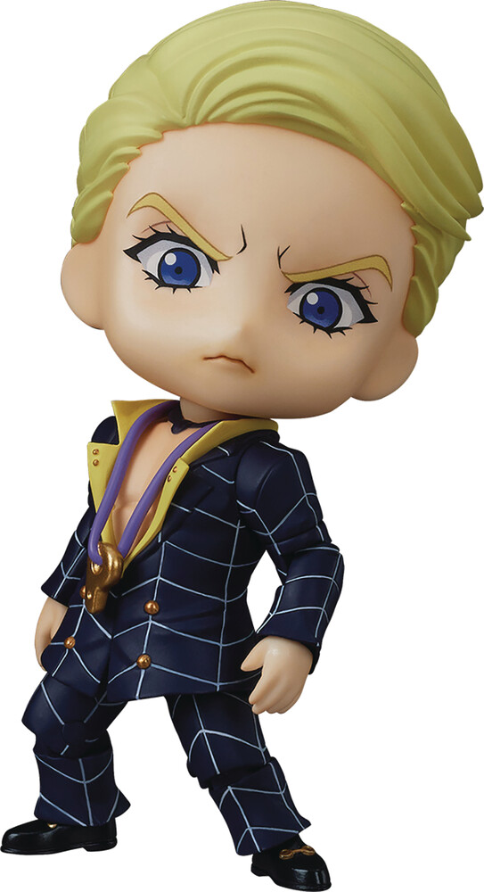 Good Smile Company - Good Smile Company - JoJo's Bizarre Adventure: Golden Wind - NendoroidProsciutto