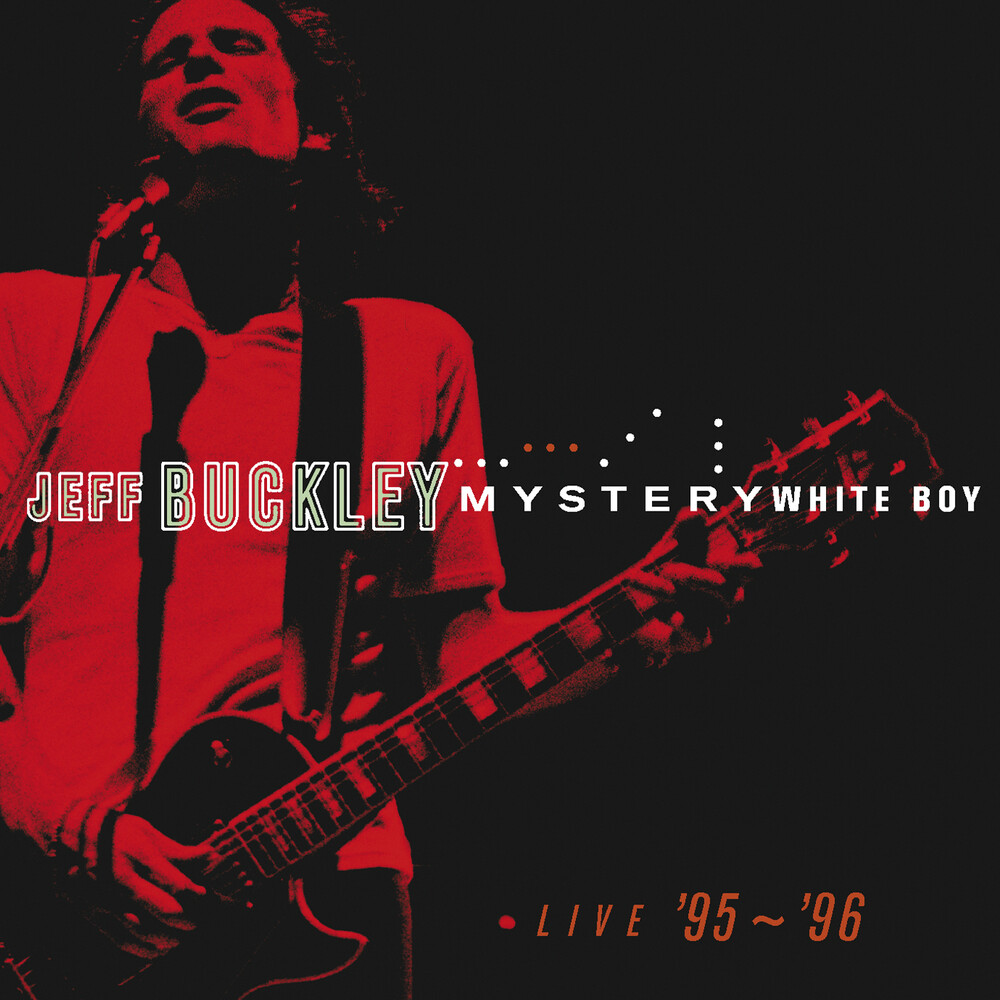 Jeff Buckley - Mystery White Boy (Hol)