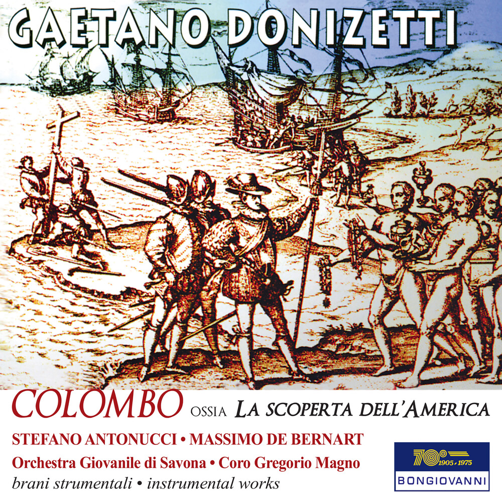Donizetti - Colombo