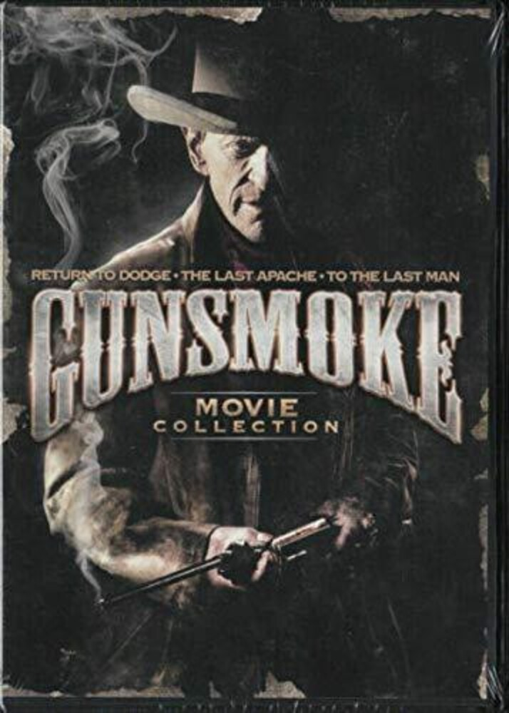 Gunsmoke Movie Collection - Gunsmoke Movie Collection (3pc) / (Full 3pk Amar)