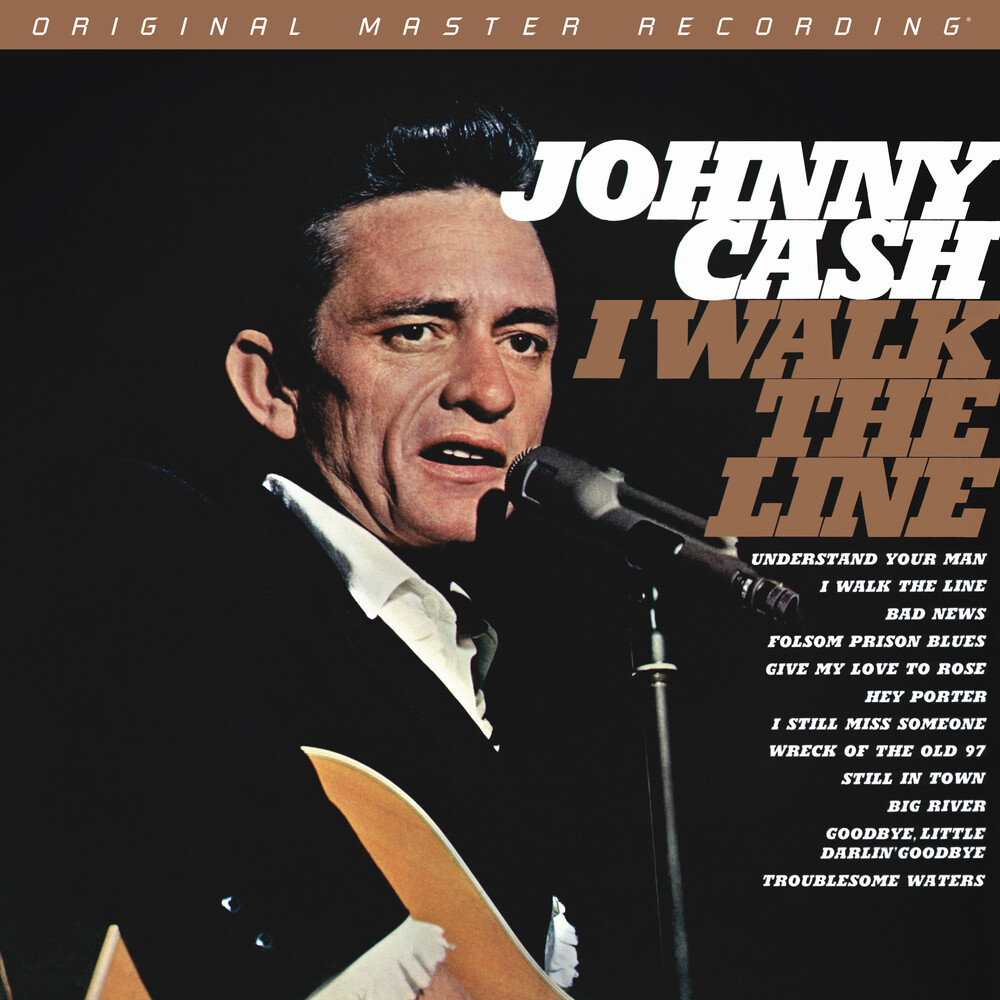 Johnny Cash - I Walk The Line [2LP]