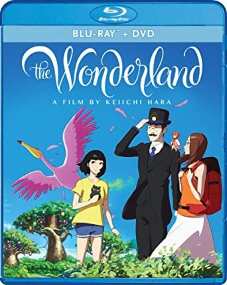 Nao Toyama - Wonderland (2pc) / (Ac3 Dol Sub Ws)
