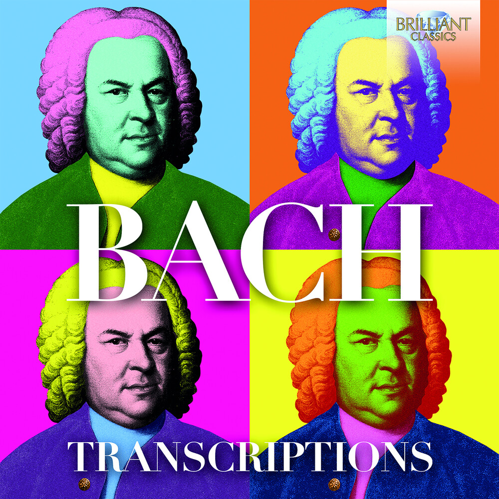J Bach S - Bach Transcriptions