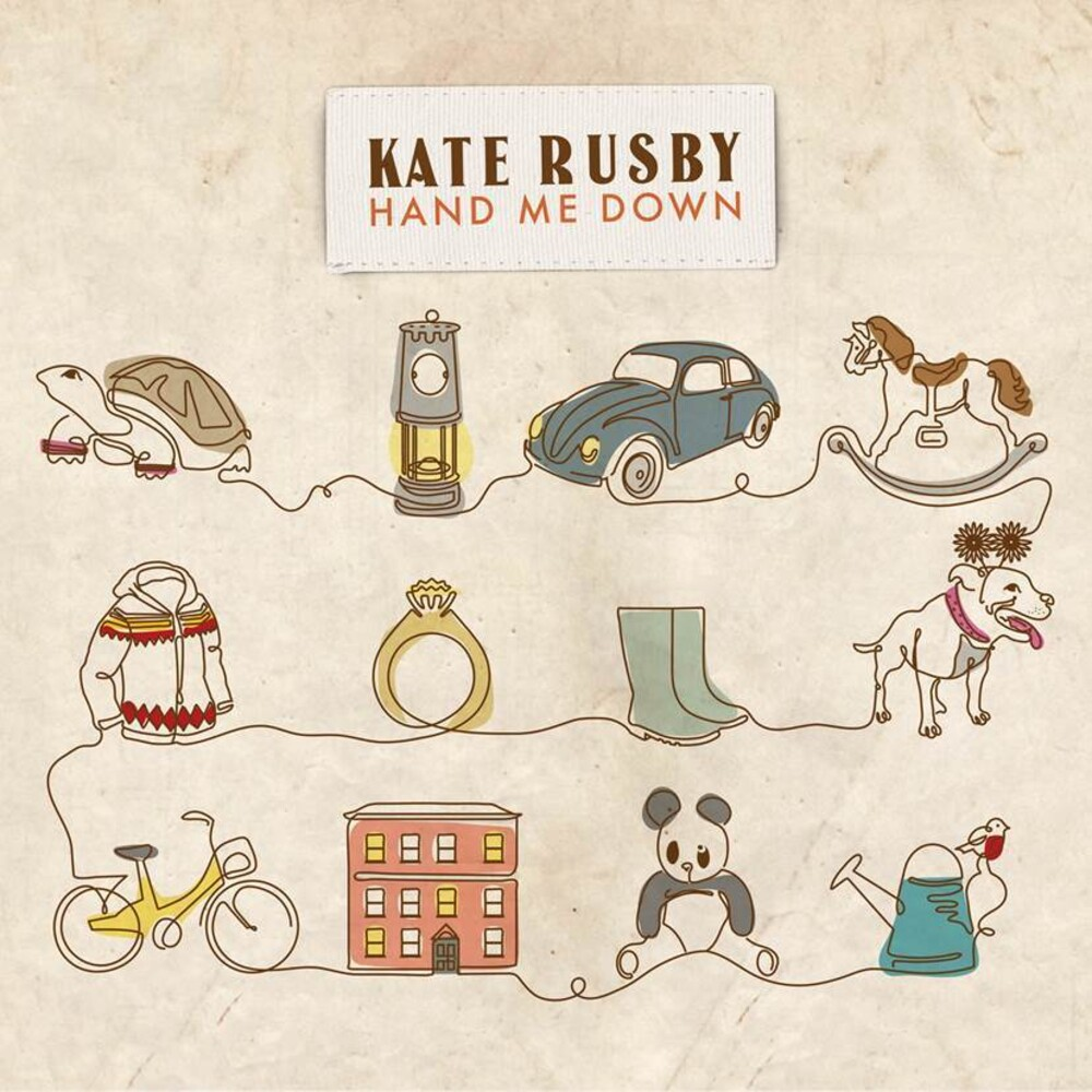 Kate Rusby - Hand Me Down (Uk)